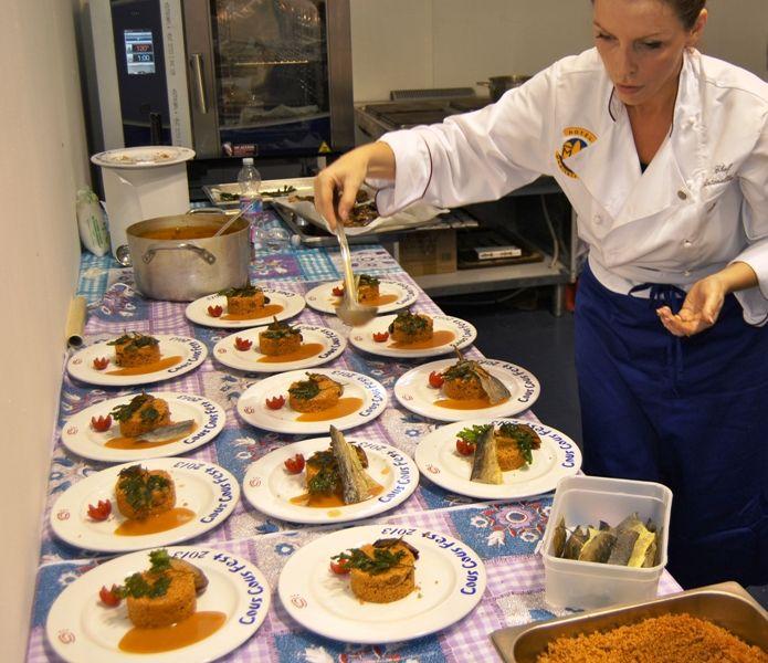 Chef Antonella Pace