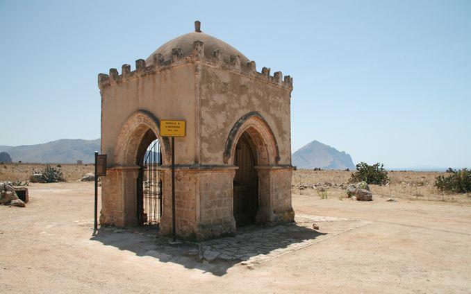 Il Santuario e la cappella di Santa Crescenzia