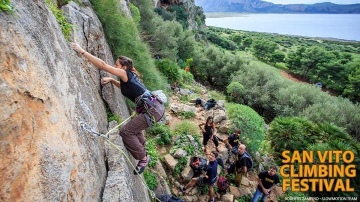 San Vito Lo Capo Climbing Festival